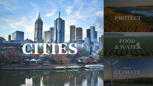 Build Healthy Cities: One of The Nature Conservancy's top priorities