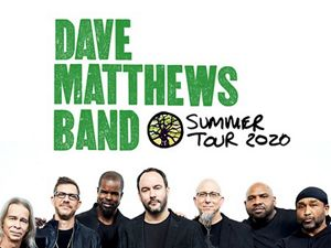 Photo of the Dave Matthews Band