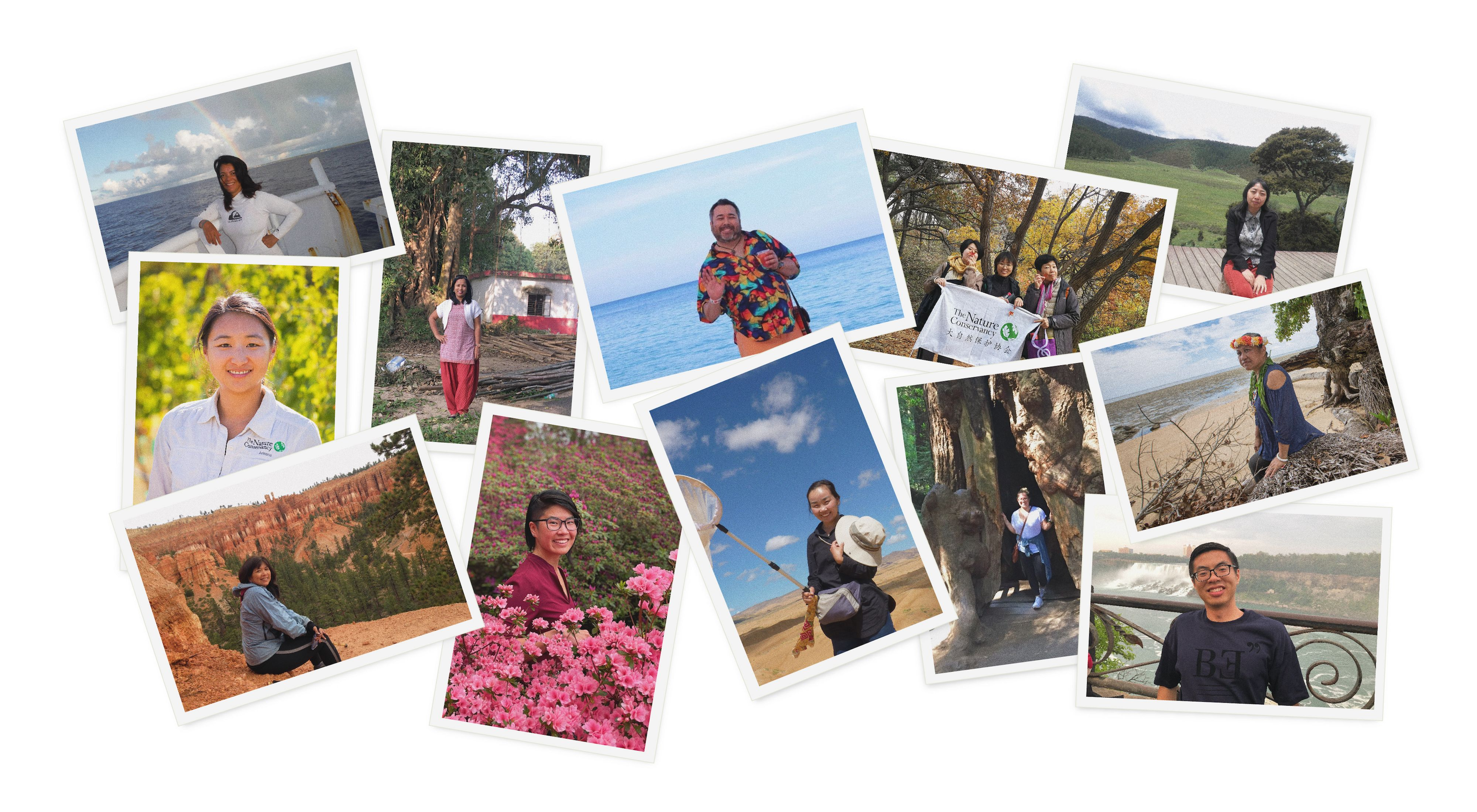 Celebrating Asian and Pacific Islander voices in conservation.