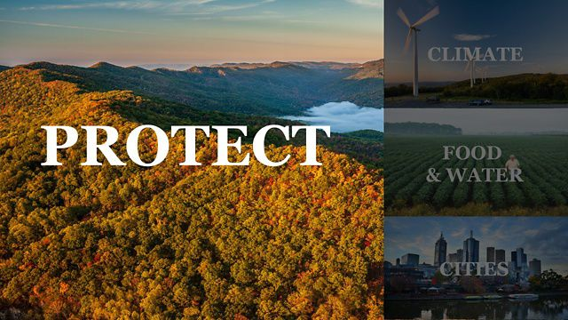 Protect land and water: One of The Nature Conservancy's top priorities