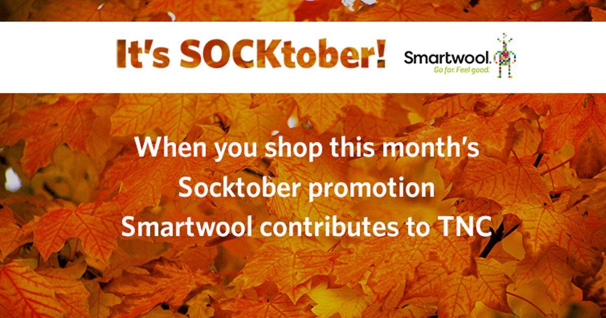 Smartwool 2018 Socktober Promotion
