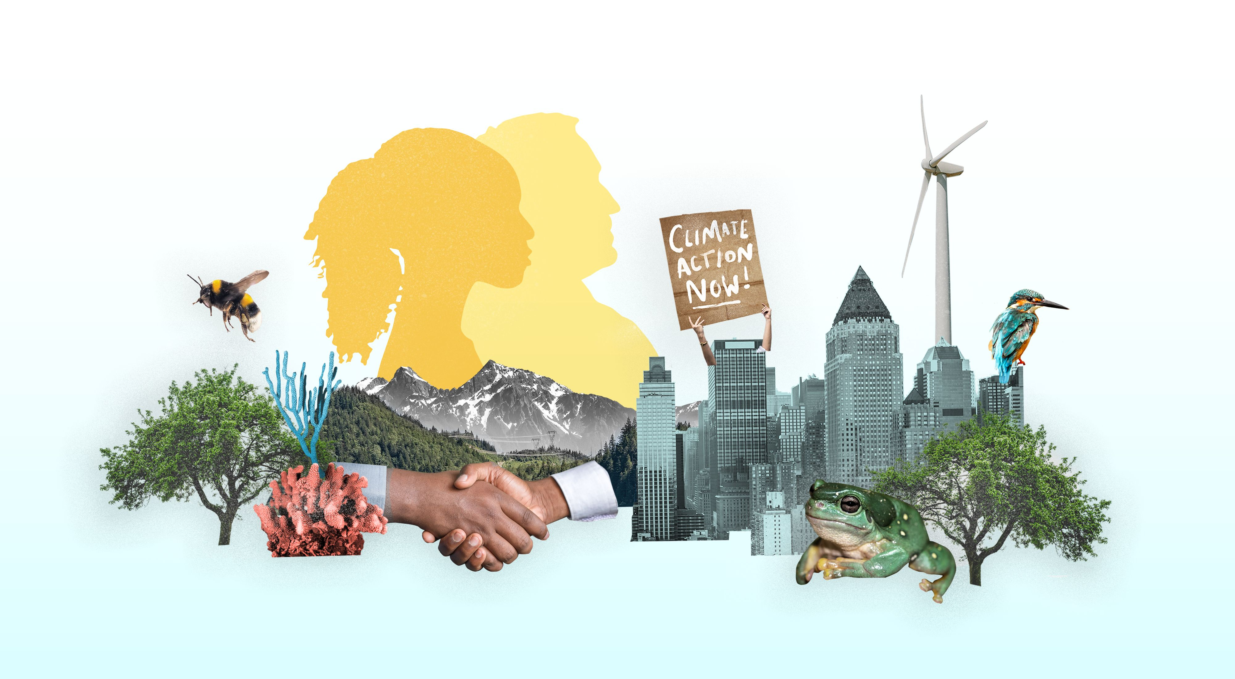 Climate, Courage and the Ambition We Need Now