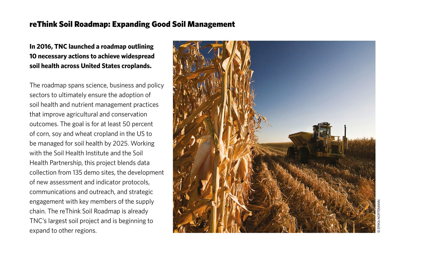 reThink Soil Roadmap