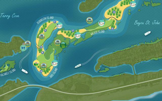 Lower Perdido Islands