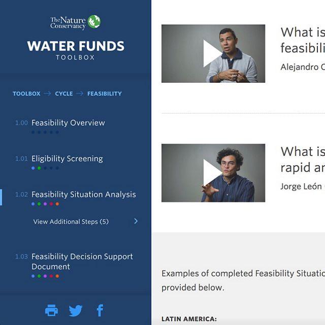 Thumbnail - Water Funds Toolbox
