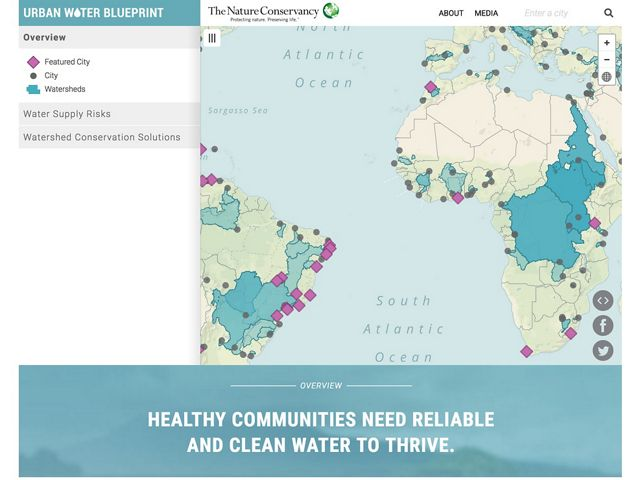 Thumbnail - Urban Water Blueprint Tool