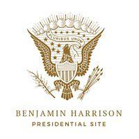 Benjamin Harrison Presidential Site Logo