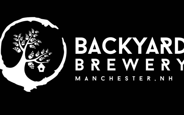 Logo for Backyard Brewery in Manchester, New Hampshire