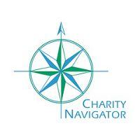 Três Estrelas no Charity Navigator