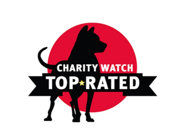 Charity Watch Top Rated Logo - small, thumbnail