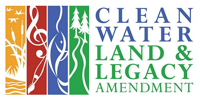 Clean Water Land & Legacy Ammendment logo.