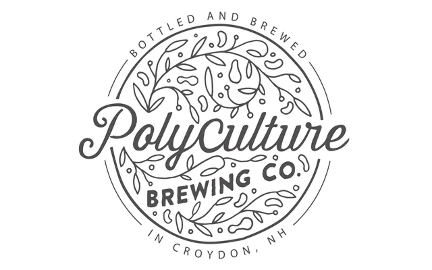 Polyculture Brewing Company Logo.