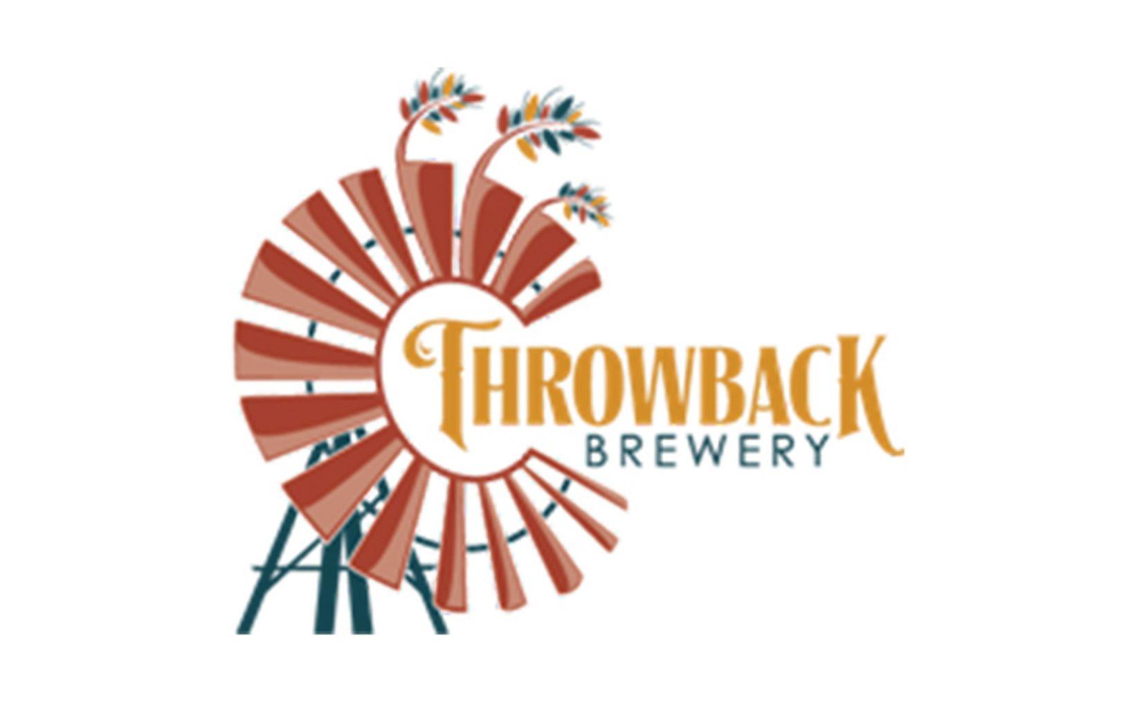 Throwback Brewery Logo.