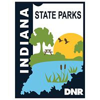 Indiana state park DNR logo