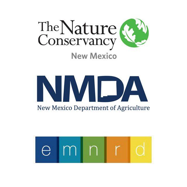 TNC NMDA & EMNRD stacked logos