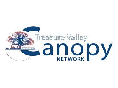 Treasure Valley Canopy Network logo.