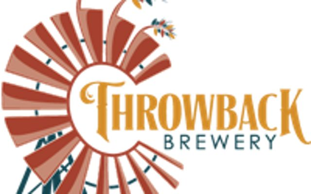 Logo for Throwback Brewery in North Hampton, New Hampshire