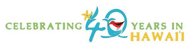 Anniversary logo.