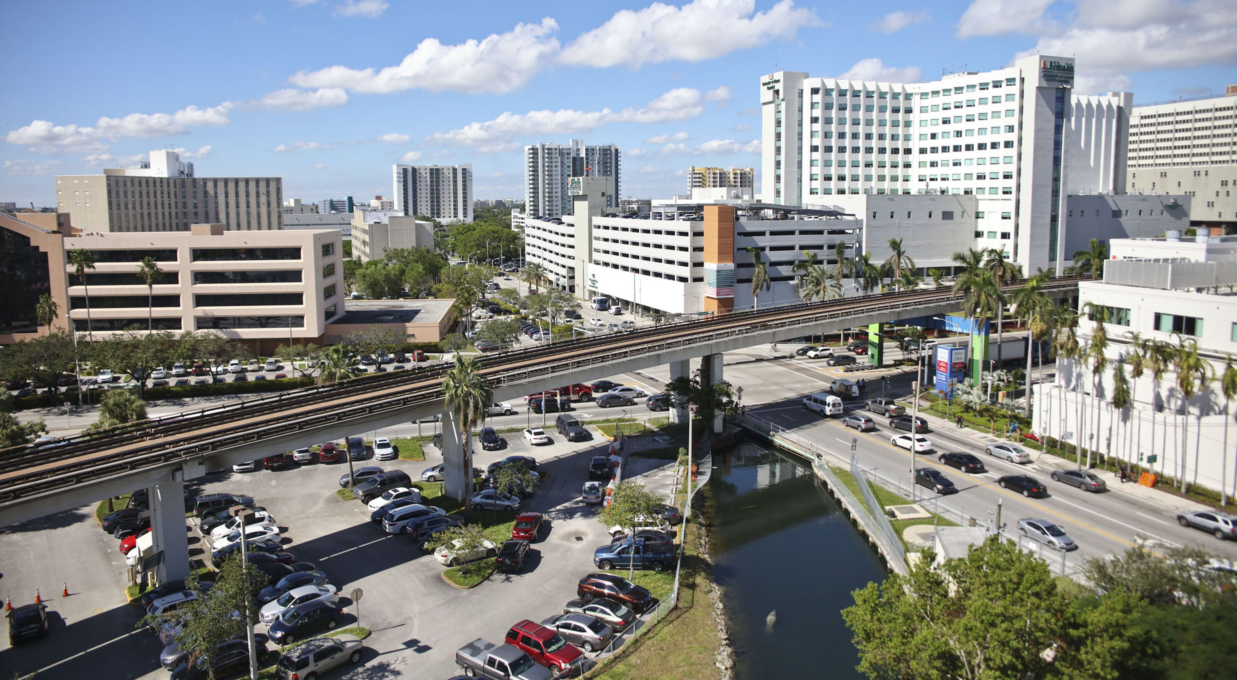 Wagner Creek in Miami