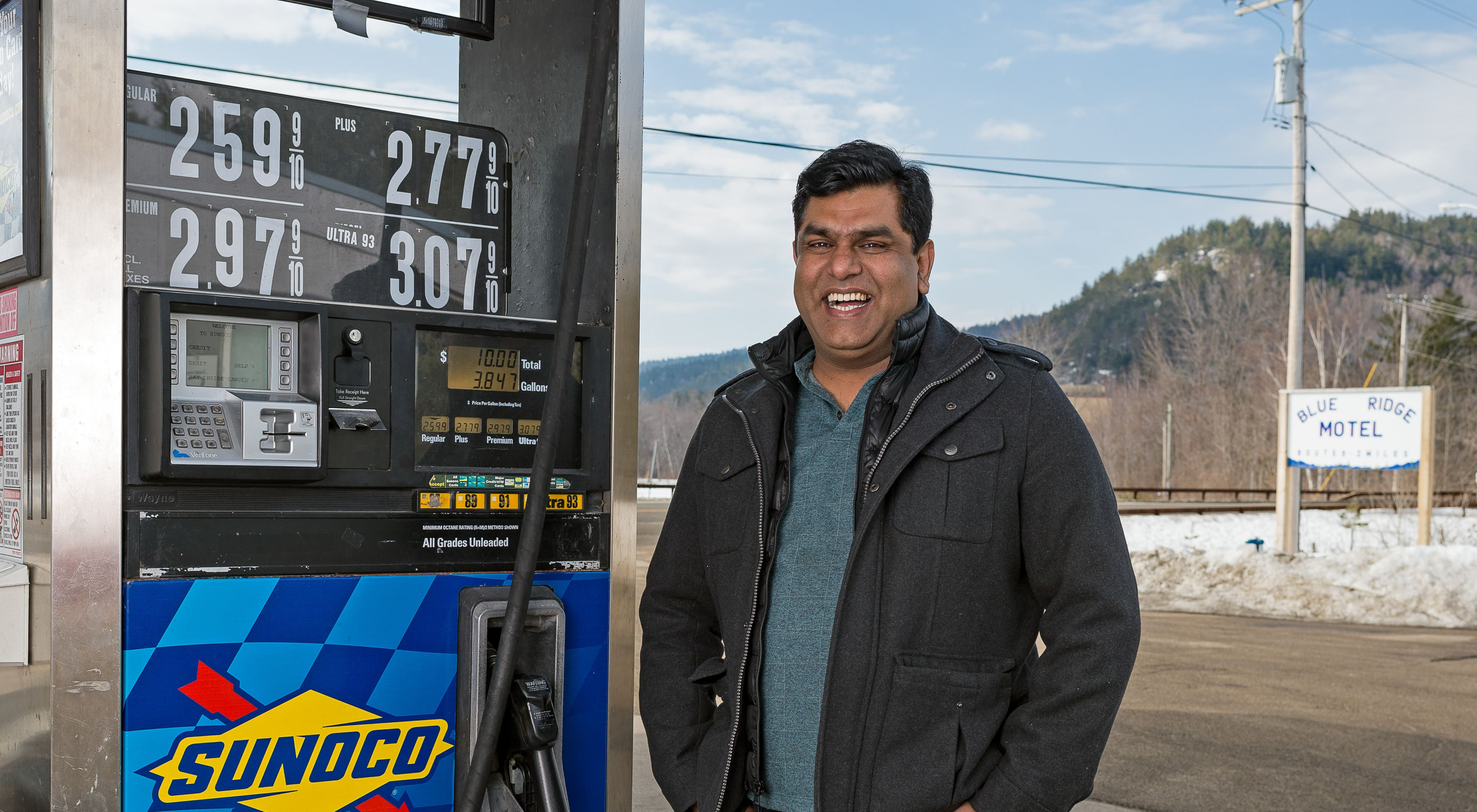 Muhammad Ahmad is one of our microenterprise grant winners, bringing small business opportunity to tourism in the Adirondacks.