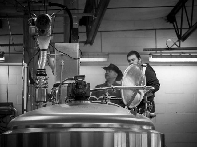 Forest, Virginia's first brewery since Thomas Jefferson brewed in the 1800's at Poplar Forest.