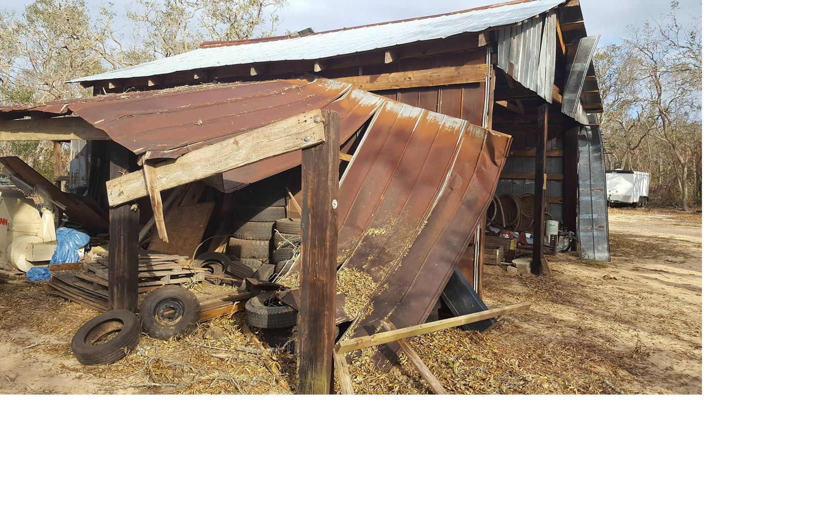 Barn Damage