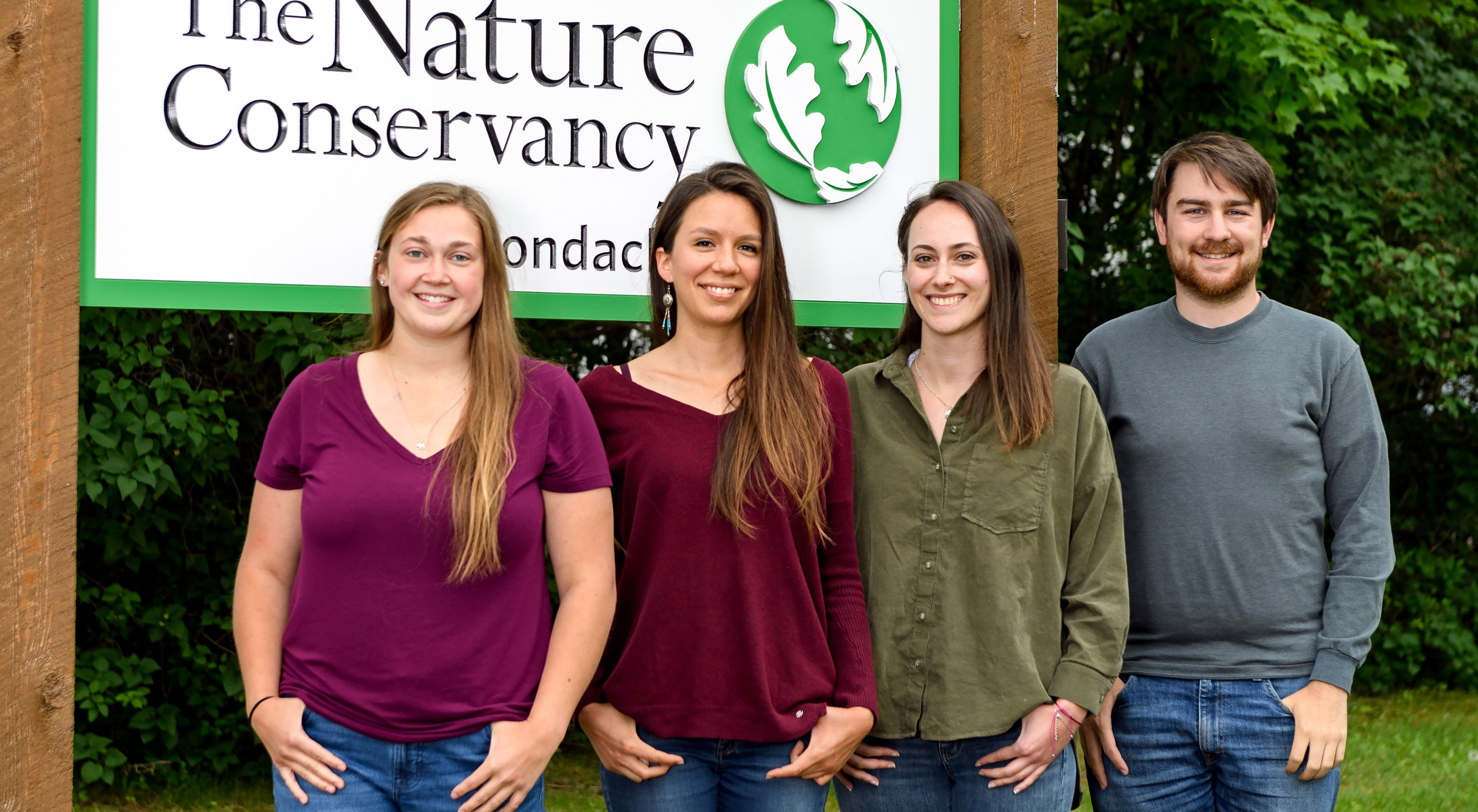 Four employees join our team in the Adirondacks