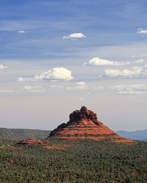 Monuments in Sedona, Arizona