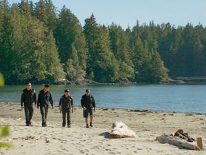 Ahousaht Watchmen in Clayoquot Sound