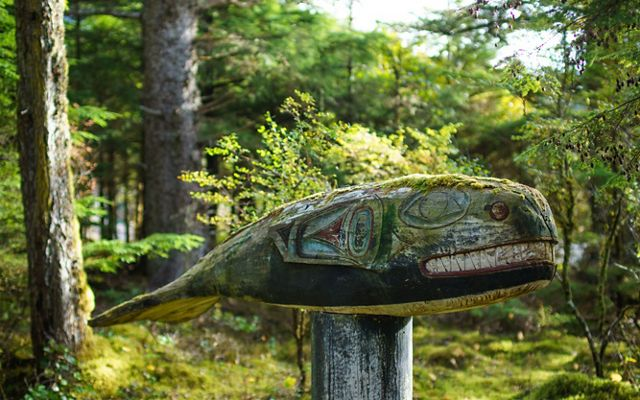 Whale Totem