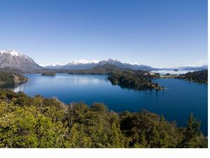 View of Nahuel-Huapi Lake in the Nahuel Huapi National Park of Argentina. Photo credit: Timothy Boucher/© 2008 The Nature Conservancy