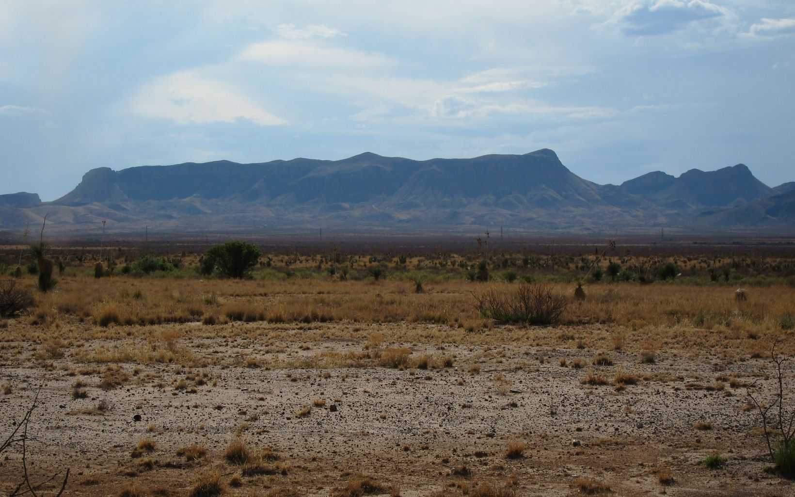 The Jornada Bat Caves are located on the northern end of the 358,000-acre Armendaris Ranch, owned by Ted Turner.