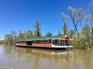 The Atchafalaya Conservation Center on Little Tensas Bayou