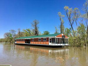 The Atchafalaya Conservation Center on Little Tensas Bayou