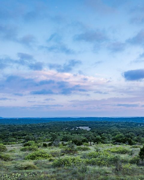 Barton Creek Habitat Preserve, located in Austin , Texas, protects the habitat of two species of endangered songbirds and preserves the quality of water in the Barton Creek watershed.