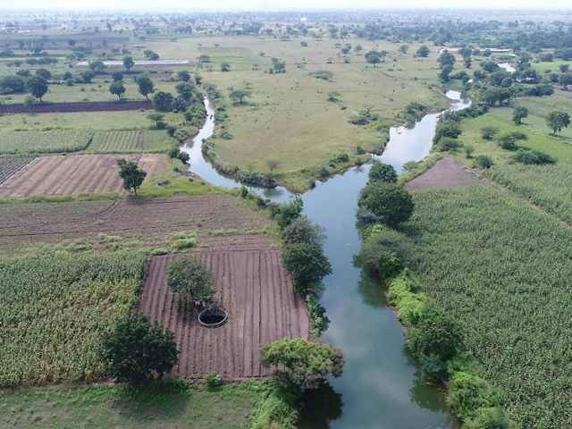 More than 70% of India is classified as dry land that is prone to droughts which occurs due to natural climate vulnerability, climate change and human interferences.