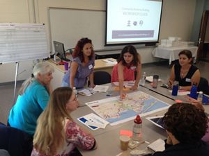 Community Resilience Building workshop in Haverhill, MA