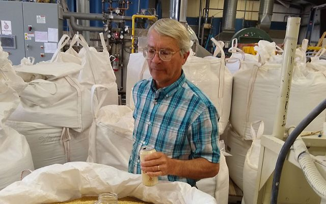 Director of Sinagua Malt, Chip is leading the way when it comes to innovative water conservation.