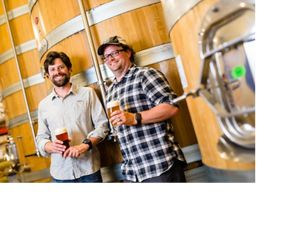Brothers Chris and John Trogner founded the Hershey, PA-based Tröegs Independent Brewing.