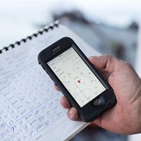 eCatch is an electronic logbook and online mapping system developed by the Conservancy.