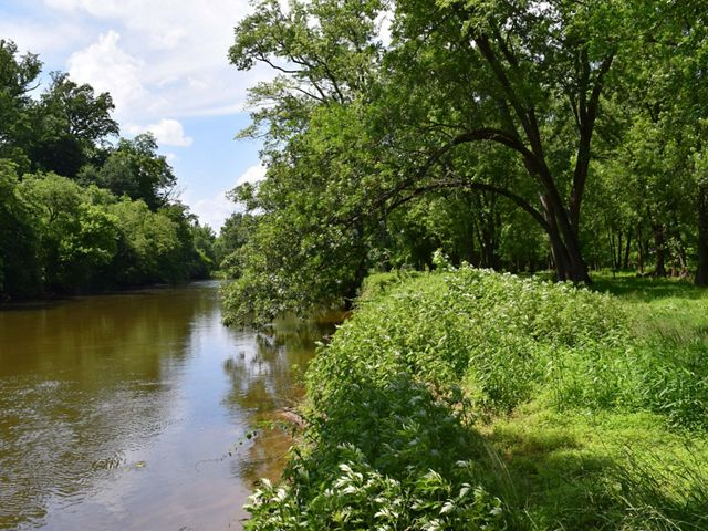 The Brandywine Creek is the sole source of drinking water for Wilmington, Delaware's largest city.
