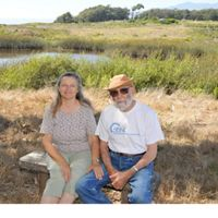 Darlene and Sam Chirman in California