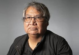 David Sohappy of the Yakama Tribe, commercial fisherman on the Columbia River