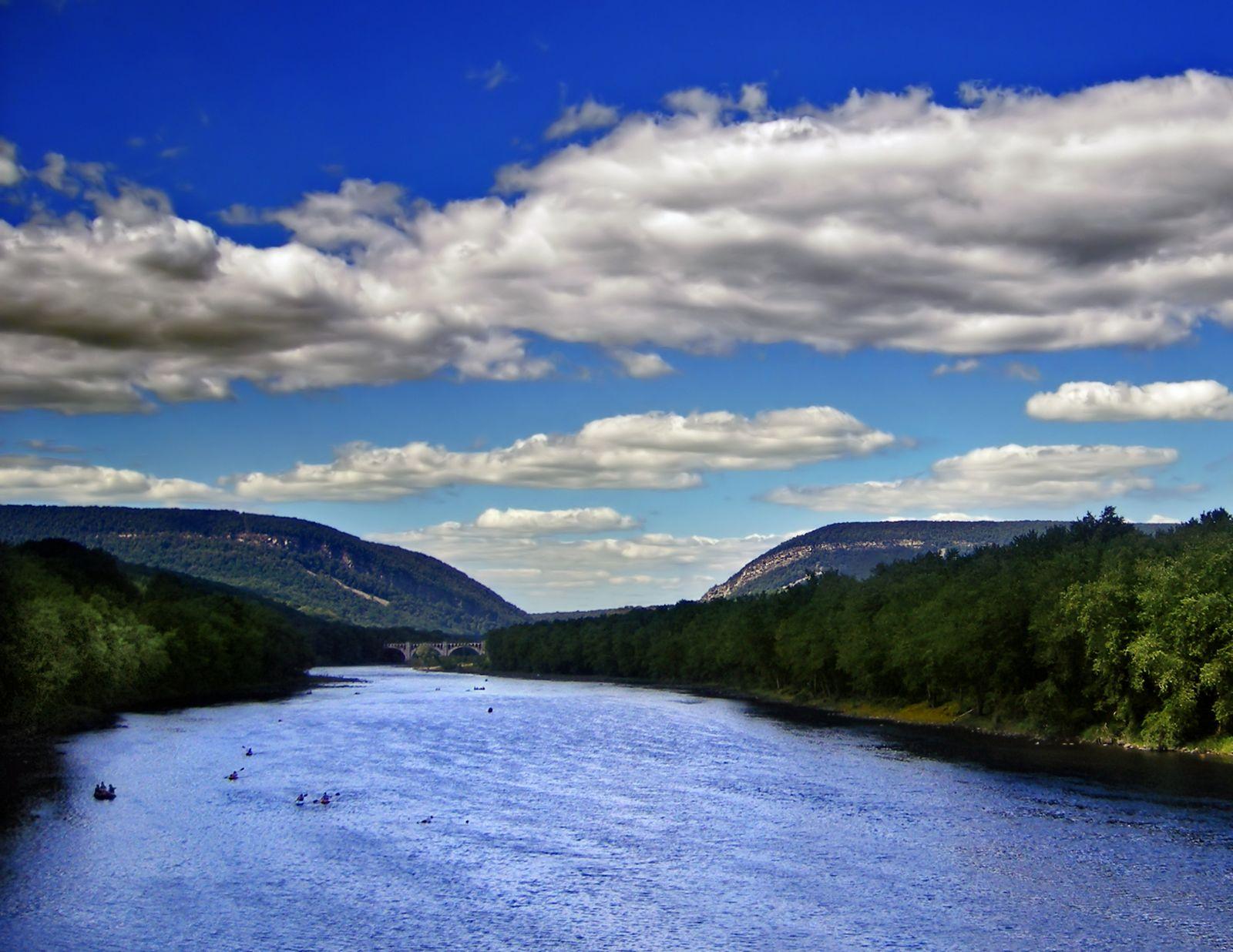 Restoring the Paulins Kill River