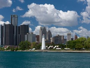 (ALL RIGHTS GRANTED TNC, CREDIT MANDATORY) Detroit, Michigan © Michael David-Lorne Jordan/David-Lorne Photographic
