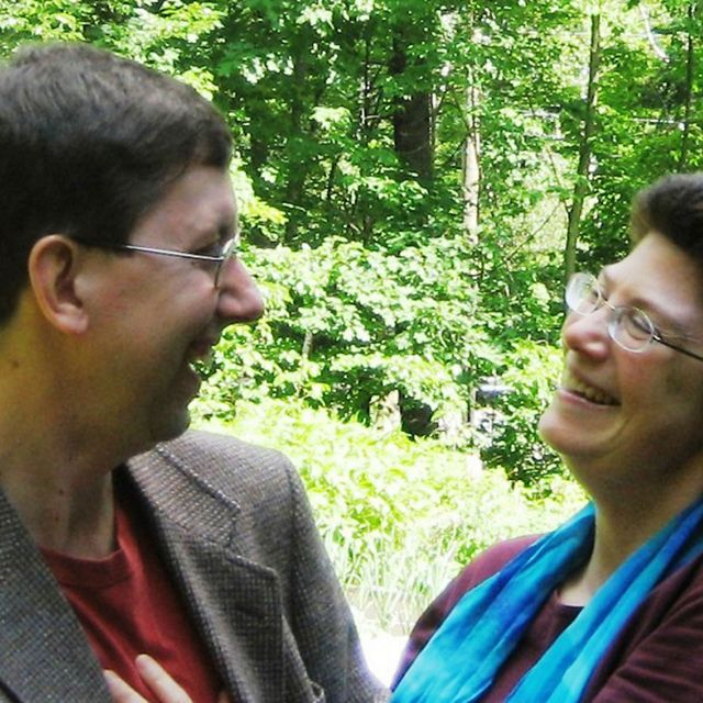 Drs. Beth Salerno and Tod Ramseyer