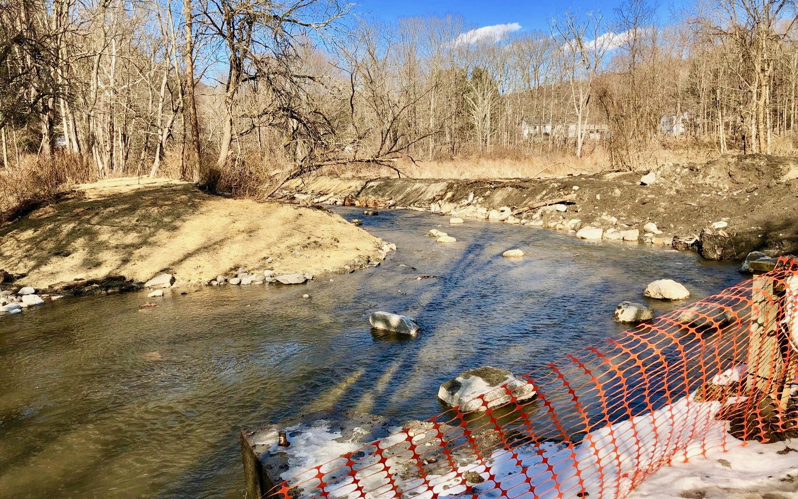 Dam removal projects, like the removal of the Old Papermill Dam, can take years, but the results are immediate.