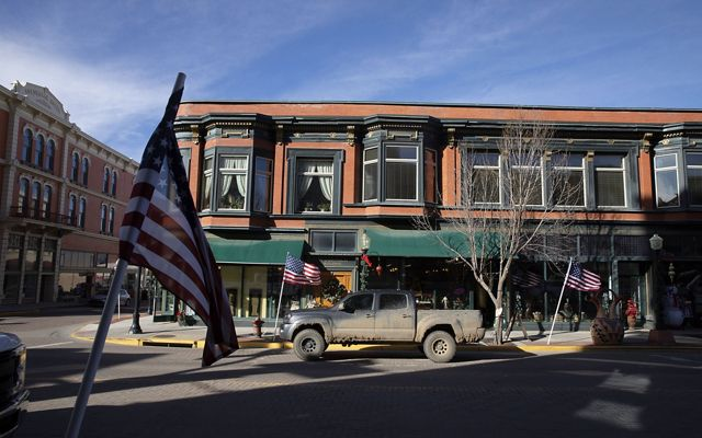 Trinidad, Colorado historic district