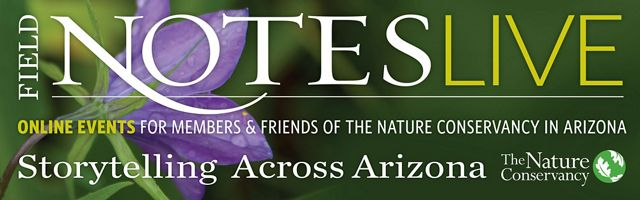 A new online presentation series featuring stories across Arizona that connect people and nature.