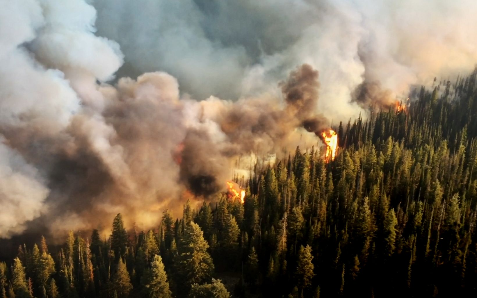 Longer and more intense fire seasons are impacting Idaho's outdoor recreation industry.